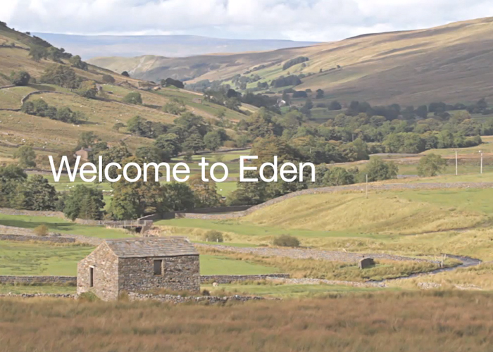 Eden food film